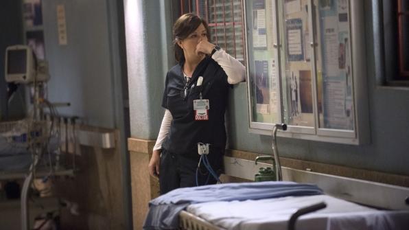 Marcia Gay Harden as Dr. Leanne Rorish