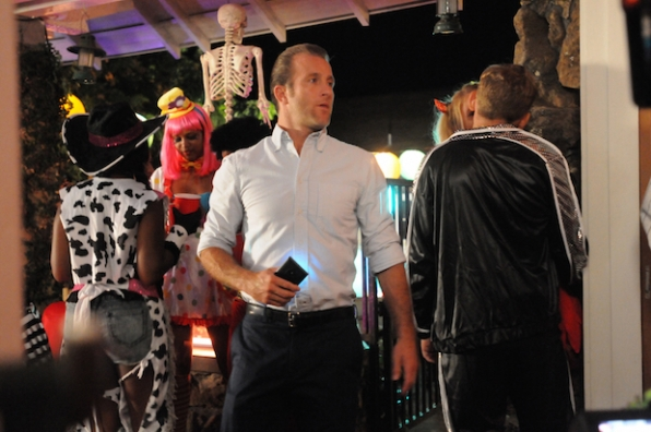 "Scott Caan as Danny ""Danno"" Williams"