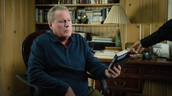 John Heard as Watson's stepfather