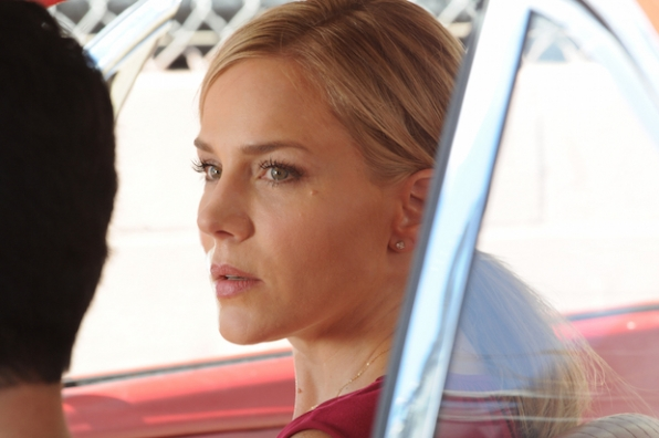 Julie Benz as Inspector Abby Dunn