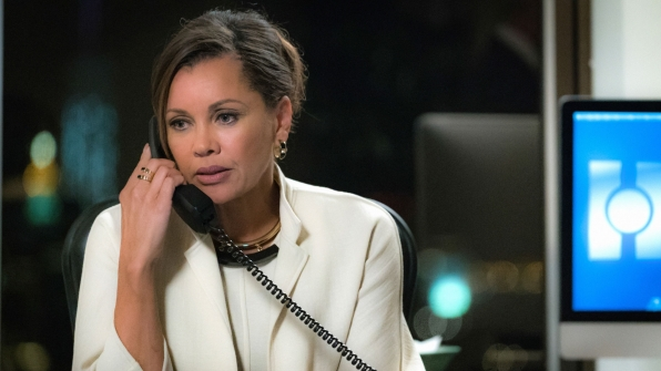 Vanessa Williams as Courtney Paige