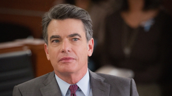 Peter Gallagher as Ethan Carver