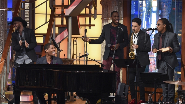 Jon Batiste and Stay Human