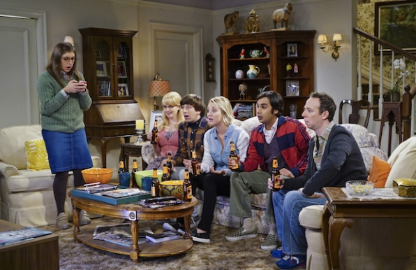 Question: Starting Thursday, Nov. 5, when can fans watch all-new episodes of The Big Bang Theory?