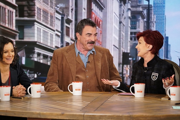 Tom Selleck on his secret wedding