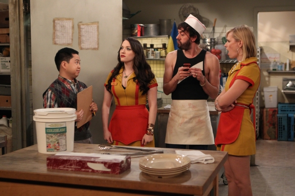 "2 Broke Girls, ""And The Not Regular Down There"""
