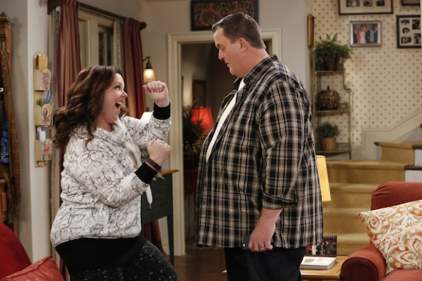 Mike & Molly: Molly's exercise routine vs. Mike's exercise routine