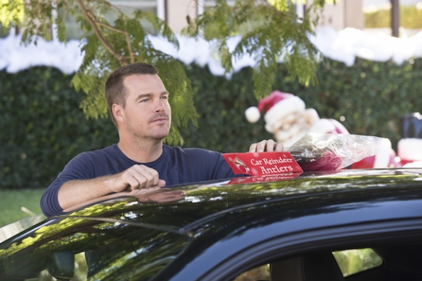 Chris O'Donnell as G. Callen