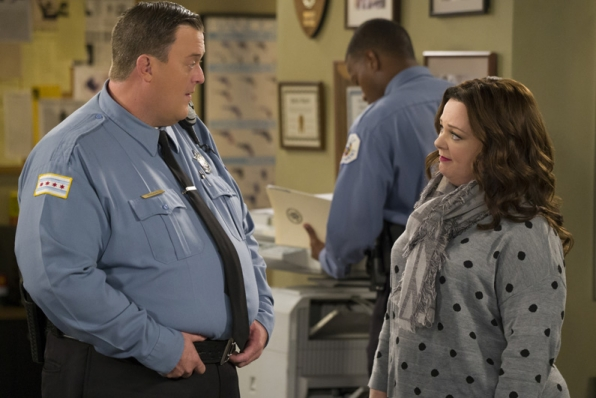 Mike wonders if Molly still believes in his ability to enforce the law.