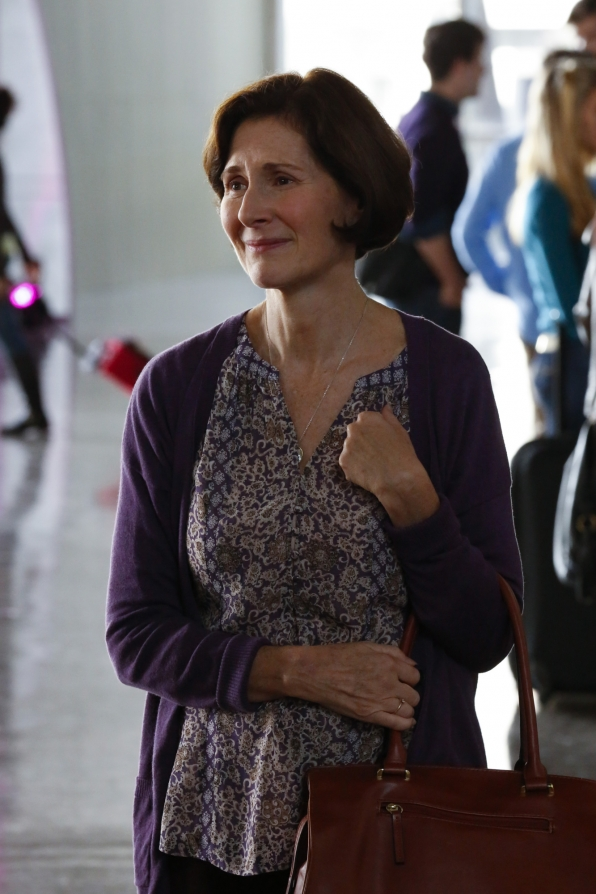 Pamela Shafer as Louise O'Brien