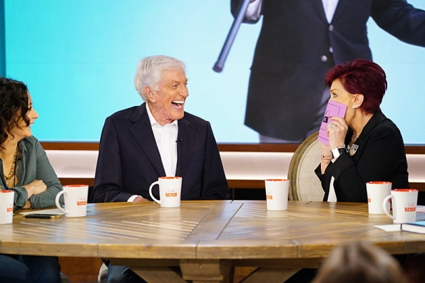 Dick Van Dyke on filming 'Mary Poppins'