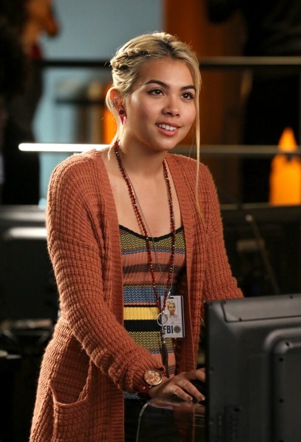 Hayley Kiyoko as Raven Ramirez