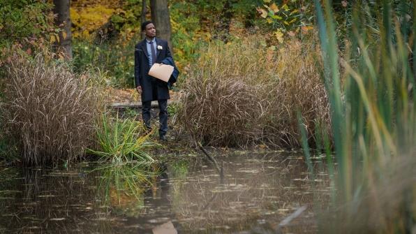 Jon Michael Quinn as Detective Marcus Bell