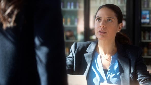 Monique Gabriela Curnen as Detective Gina Cortez