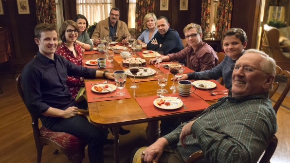 Reagan Family Dinners