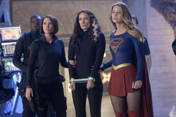 "Supergirl, ""Blood Bonds"""