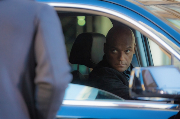 Colin Salmon as Sands