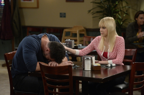 Christy offers support when Julian opens up to her.