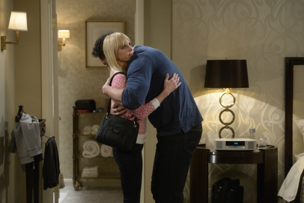 Christy struggles to keep her distance from Julian, who's feeling particularly vulnerable.