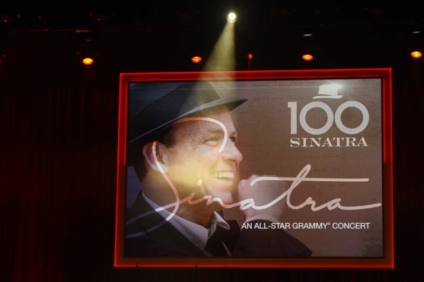 Get ready to celebrate Frank Sinatra's 100th birthday!