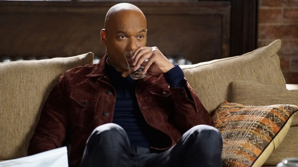 Colin Salmon as Mr. Sands