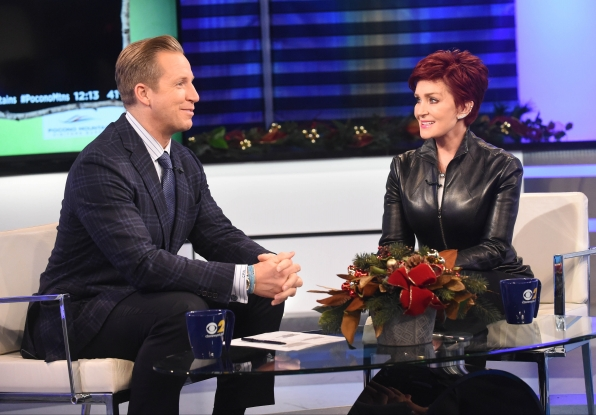 Sharon Osbourne on WCBS New York