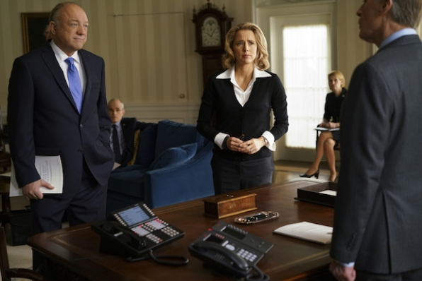 "Madam Secretary: ""Left of the Boom"" (Season 2, Episode 14)"