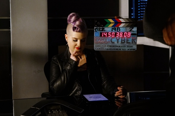 Kelly Osbourne as Stella Kaine
