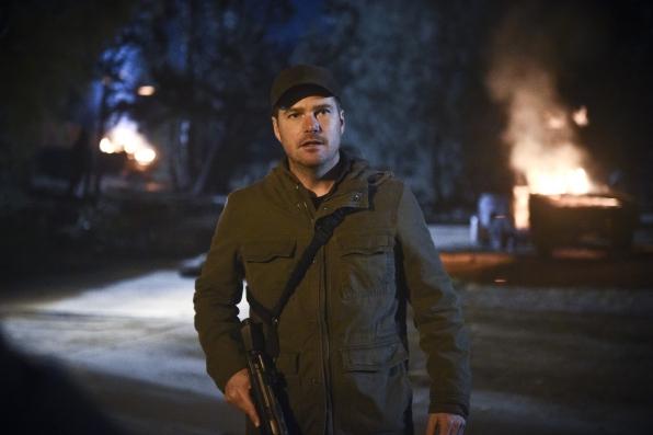 Chris O'Donnell as G. Callen