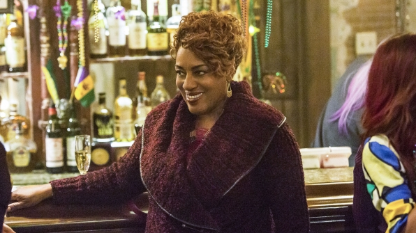 CCH Pounder as Dr. Loretta Wade