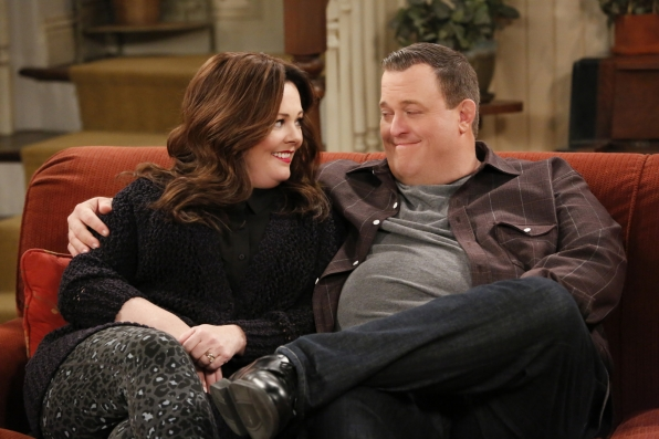 There's no bump in the road Mike and Molly can't work through together.