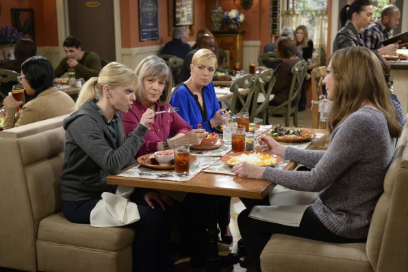 Christy gives the ladies an update about Baxter's current relationship with Candace.