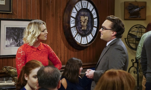 "The Big Bang Theory: ""The Valentino Submergence"" (Season 9, Episode 15)"