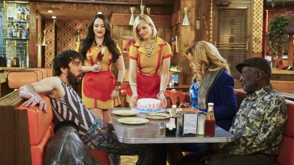 Oleg and Sophie tell the gang they are about to find out the sex of the baby.