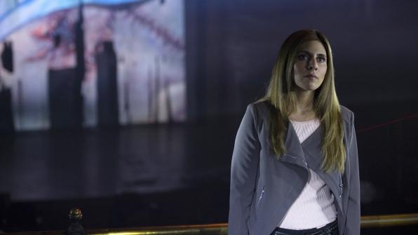 Jamie-Lynn Sigler as Sasha Boyd