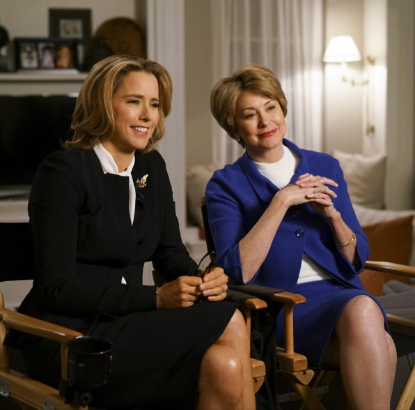 Elizabeth talks tough issues with Jane Pauley.