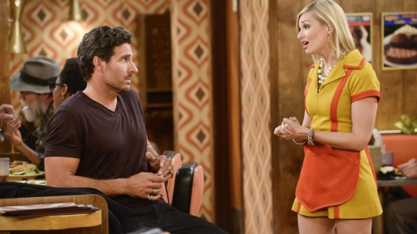 Caroline doesn't know whether she can trust Randy's intentions with Max.