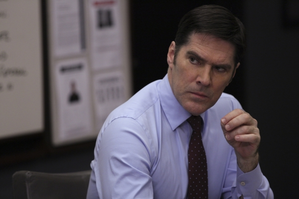 Hotch directs the BAU.