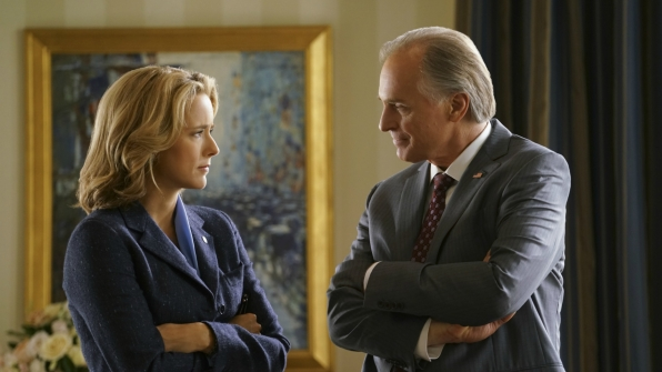 Will Bess accept her new position on Madam Secretary?