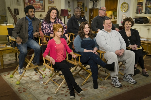 The cast of Mike & Molly sit down to talk about the series finale.