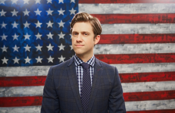 Aaron Tveit as Gareth Ritter