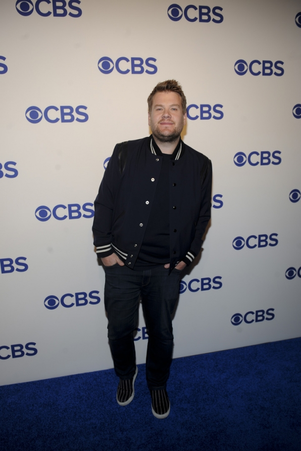 James Corden from The Late Late Show with James Corden