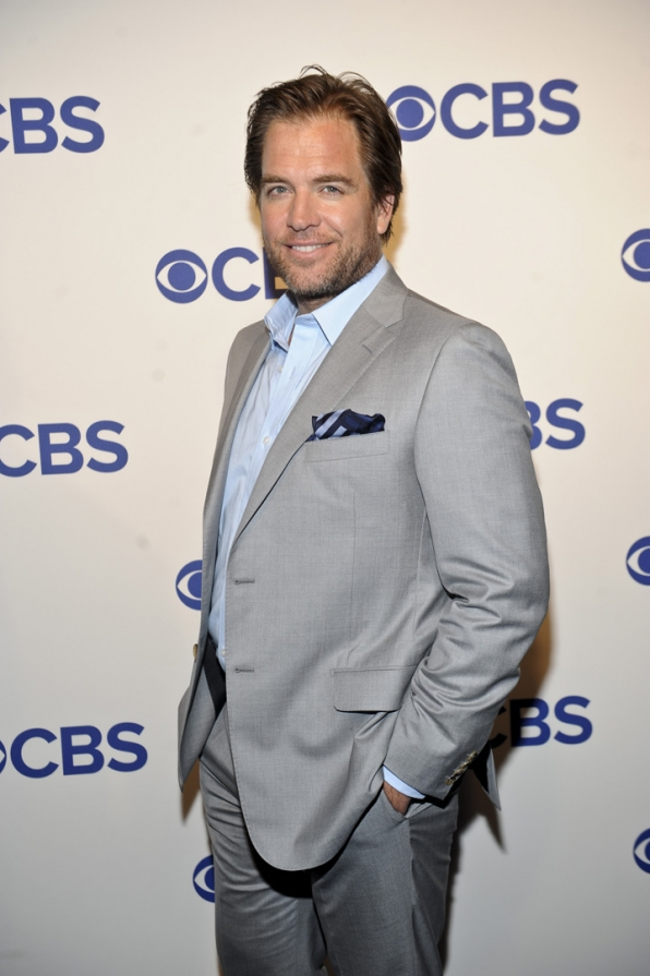 Michael Weatherly from Bull