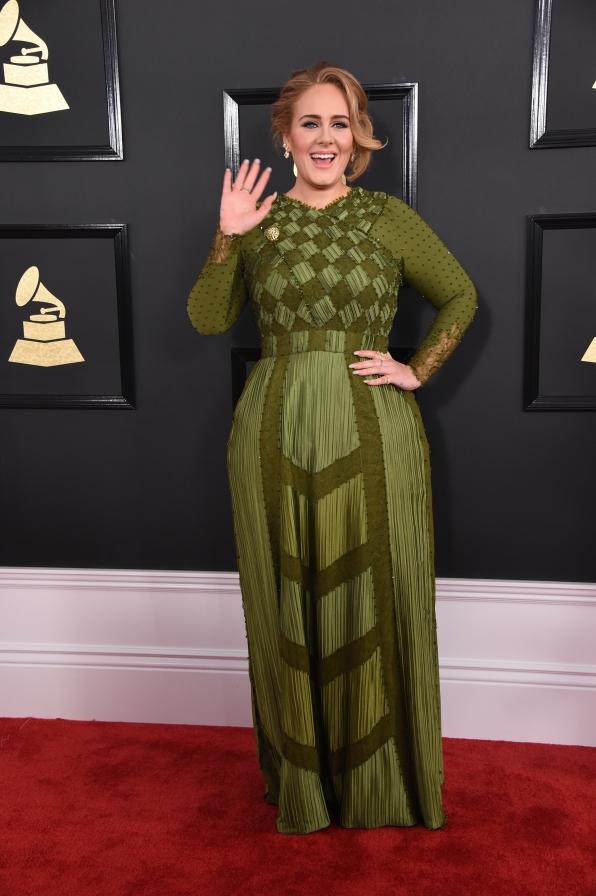 GRAMMYs 2017: Adele