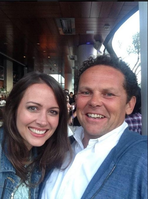 Amy Acker and Kevin Chapman take on Comic-Con!