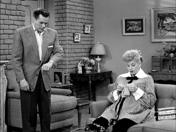 11. Lucy Goes to the Hospital (season 2, episode 16)