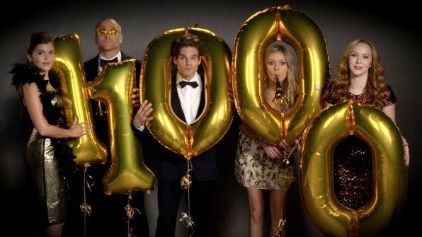 The Young and the Restless celebrated 11,000 episodes.