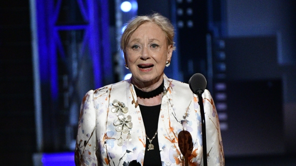 Jane Greenwood wins the 71st Annual Tony Award for Best Costume Design of a Play