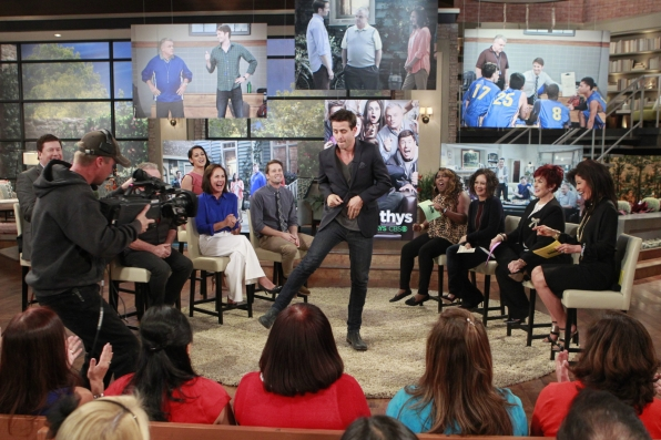 Joey McIntyre On THE TALK.