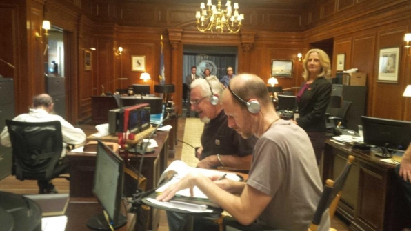 James Whitmore Directing